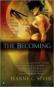 Audiobook Review: The Becoming (Anna Strong Chronicles, #1) by Jeanne C. Stein