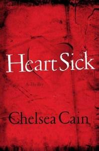 Book Club (@DFWTea) Reviews: Heartsick by Chelsea Cain & Pies and Prejudice by Ellery Adams
