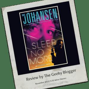 Audiobook Review: Sleep No More by Iris Johansen
