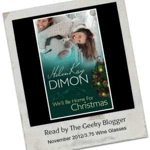Review: We'll Be Home for Christmas by HelenKay Dimon