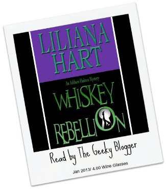 Audiobook Review: Whiskey Rebellion by Liliana Hart