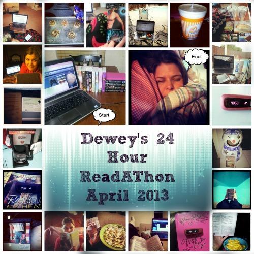 Deweys April 2013