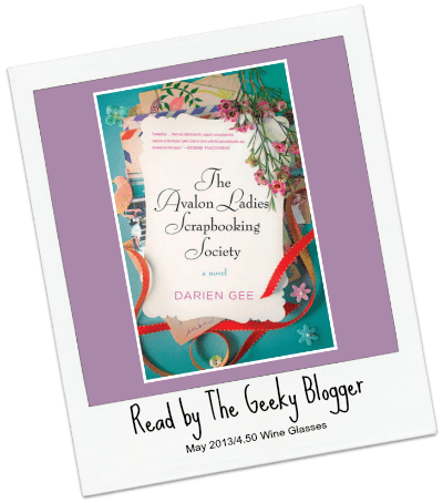 Audiobook Review: The Avalon Ladies Scrapbooking Society by Darien Gee
