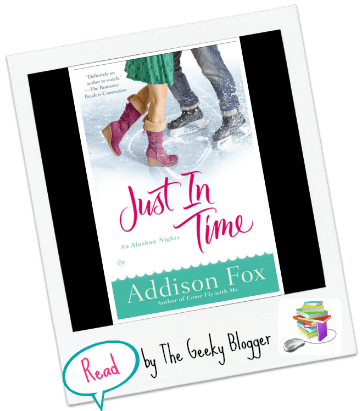 Review: Just In Time by Addison Fox (Non-Audiobook)