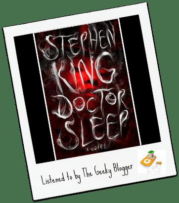 Audiobook Review: Doctor Sleep by Stephen King
