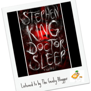Audiobook Review: Doctor Sleep by Stephen King