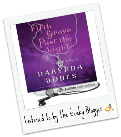 Audiobook Review: Fifth Grave Past the Light by Darynda Jones/Narrated By Lorelei King