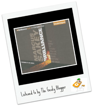 Audiobook Review: Brilliance by Marcus Sakey