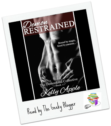 Review: Demon Restrained by Kelly Apple