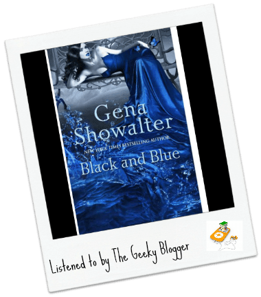 Audiobook Review: Black and Blue by Gena Showalter