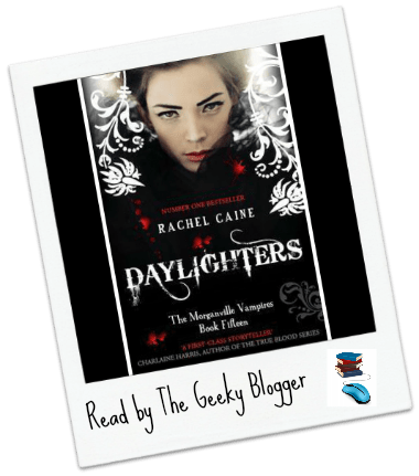Tracking Books Read: Daylighters by Rachel Caine