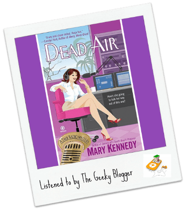 Audiobook Review: Dead Air by Mary Kennedy
