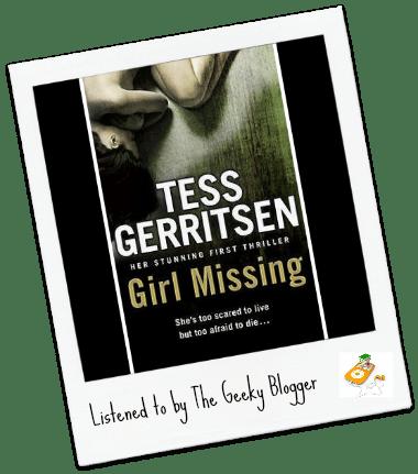 Audiobook Review: Girl Missing by Tess Gerritsen