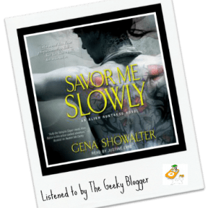 Audiobook Review: Savor Me Slowly by Gena Showalter
