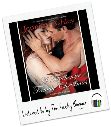 Audiobook Review: A Mackenzie Family Christmas by Jennifer Ashley