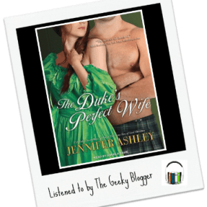 Audiobook Review: The Duke's Perfect Wife by Jennifer Ashley