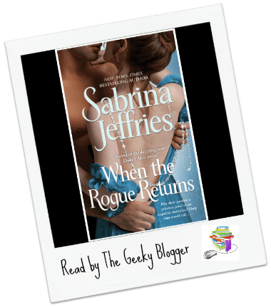 Review: When the Rogue Returns by Sabrina Jeffries