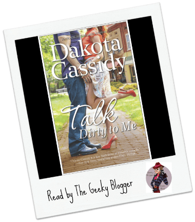 Review: Talk Dirty to Me by Dakota Cassidy
