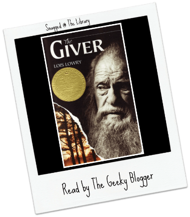 Snagged @ The Library Review: The Giver by Lois Lowry