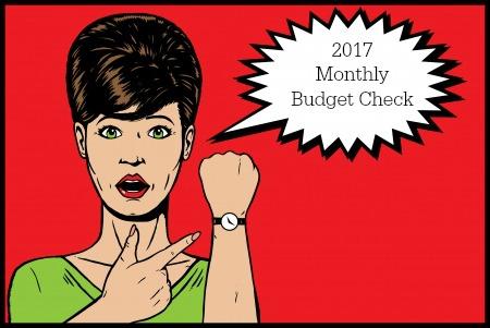 Balancing the Book Budget 2017: Jan/Feb