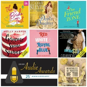 2020 Audie Award Finalist: Spotlight on Romance