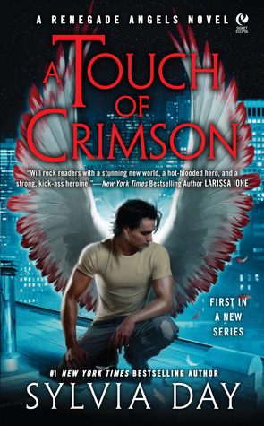 NetGalley Review: Touch of Crimson by Sylvia Day