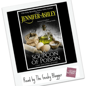 Library Love Review: A Soupçon of Poison by Jennifer Ashley