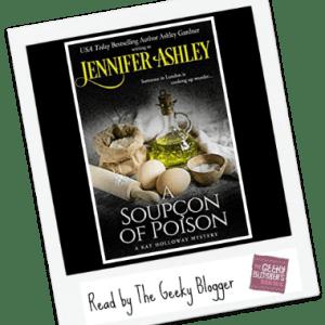 Library Love Review: A Soupçon of Poison by Jennifer Ashley