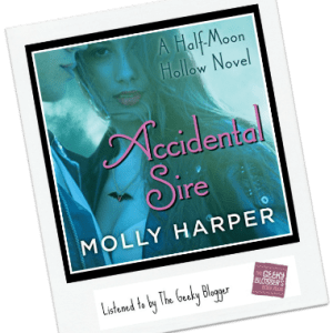 Audiobook Review: Accidental Sire by Molly Harper @audible_com @Pocket_Books #LoveAudiobooks
