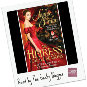 Review: An Heiress For All Seasons by Sophie Jordan