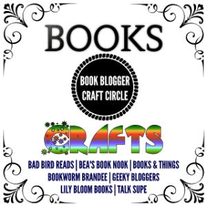 Book Blogger Craft Circle: Crochet Fun