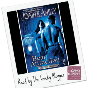 Snagged @ The Library Review: Bear Attraction by Jennifer Ashley