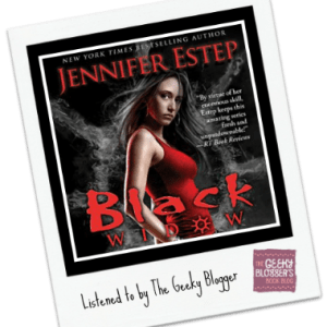 Audiobook Review: Black Widow by Jennifer Estep
