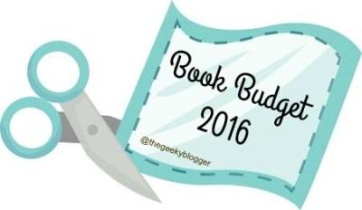 Book Budget 2016