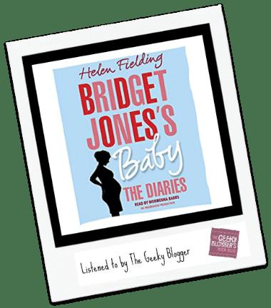 Audiobook Review: Bridget Jones's Baby: The Diaries by Helen Fielding @PRHAudio