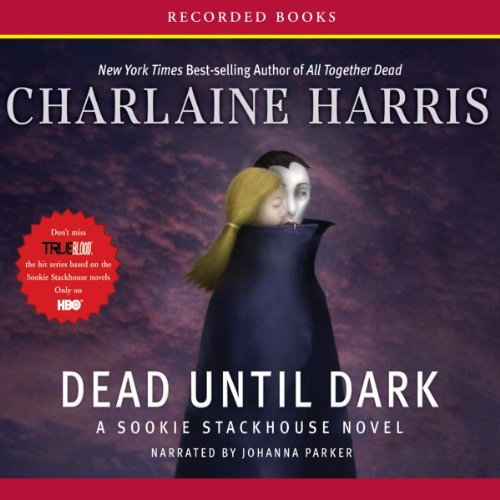 #JIAM18 Month Spotlight Series: Sookie Stackhouse by @realcharlaine Johanna Parker @recordedbooks #LoveAudiobooks