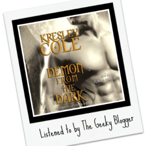 Audiobook Review: Demon from the Dark by Kresley Cole