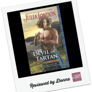Donna's Review: Devil in Tartan by Julia London