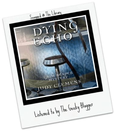 Snagged @ The Library Review: Dying Echo by Judy Clemens