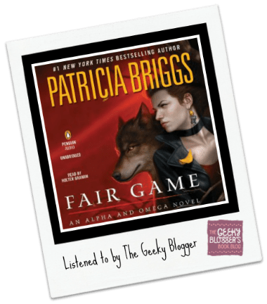 Audiobook Review: Fair Game by Patricia Briggs