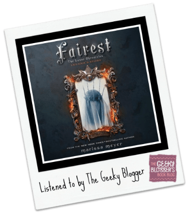 Audiobook Review: Fairest by Marissa Meyer