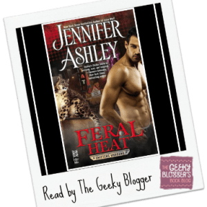 Snagged @ The Library Review: Feral Heat by Jennifer Ashley