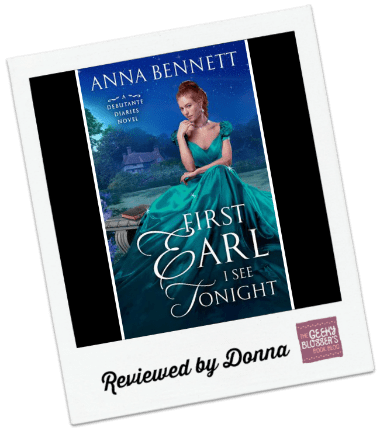 Donna's Review: First Earl I See Tonight by Anna Bennett