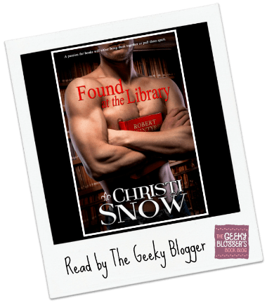Review: Found At the Library by Christi Snow