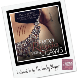 Audiobook Review: From Russia with Claws by Jacey Conrad