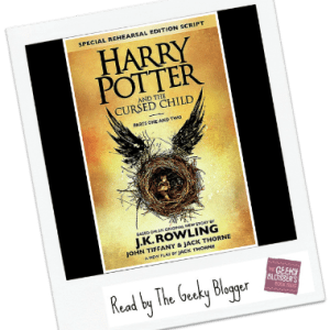 #instareview: Harry Potter and The Cursed Child by John Tiffany, Jack Thorne
