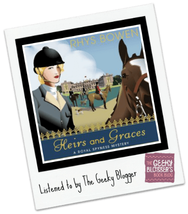Rate It File It Audiobook Review: Heirs and Graces by Rhys Bowen