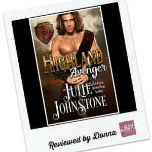Donna's Review: Highland Avenger by Julie Johnstone