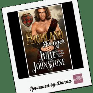 Donna's Review: Highland Avenger by Julie Johnstone