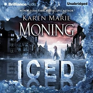 Audiobook Review: Iced by Karen Marie Moning